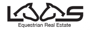 Laas Equestrian Real Estate Logo