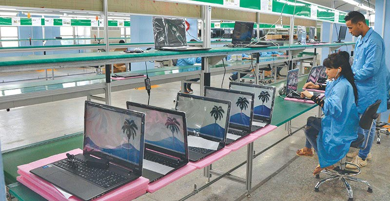 Cuba's First Computer Factory – A Brighter Future